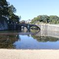 写真: 190107-51はとバス・東京1日・皇居・二重橋