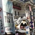 写真: 190107-56はとバス・東京1日・お台場へ・歌舞伎座