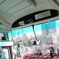 写真: 190107-58はとバス・東京1日・お台場へ・ガイドさんと築地本願寺