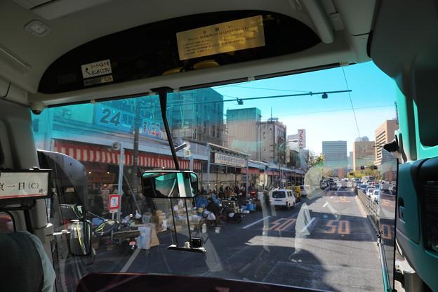 190107-60はとバス・東京1日・お台場へ・築地場外市場