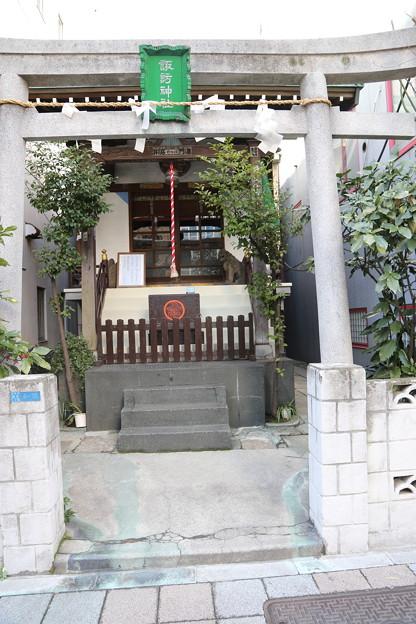 190201-101スカイツリーから日本橋まで・諏訪神社