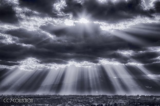 天使のいる雲