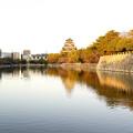 Photos: 照れる広島城