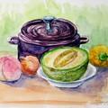 04土鍋の静物