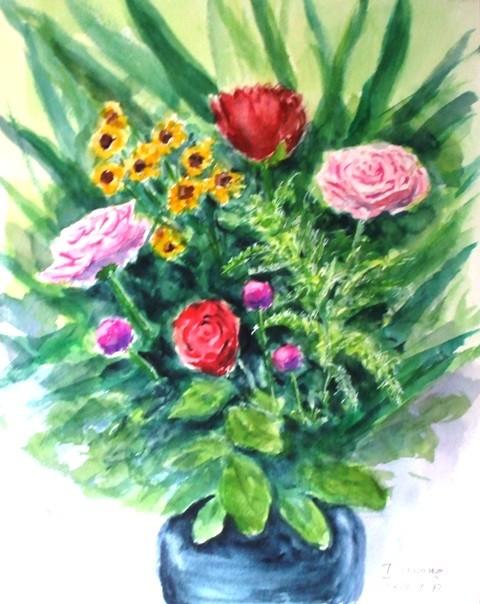 092活け花