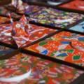 写真: 折り鶴
