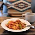 写真: 野菜たくさん