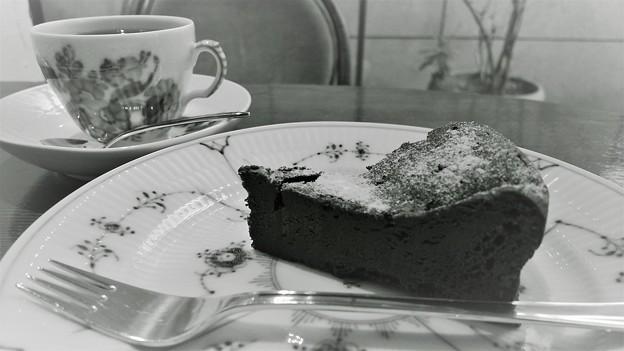 ガナッシュケーキ