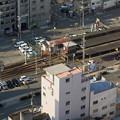 阪堺線・恵美須町構内