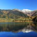 写真: 大正池 2