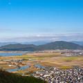八幡山からの眺望