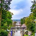 Photos: 宮地獄神社参道
