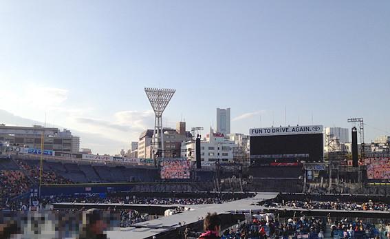 高橋みなみ卒業コンサート(横浜スタジアム)