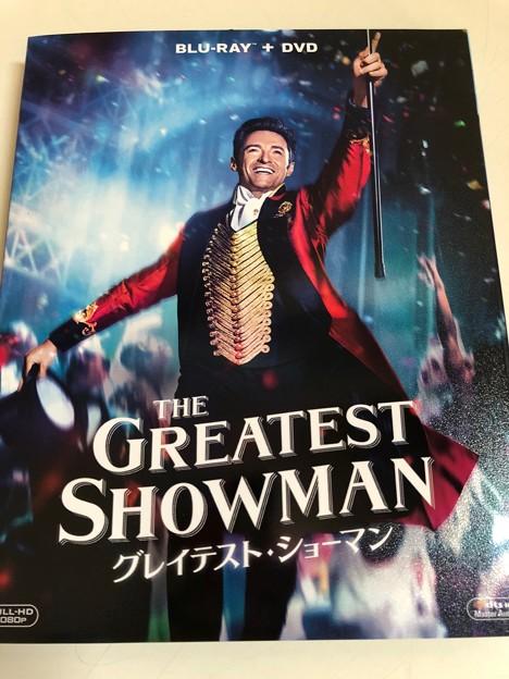 グレイテスト・ショーマン Blu-ray