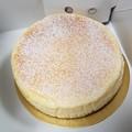 写真: フォートナム&メイソン「チーズケーキ」