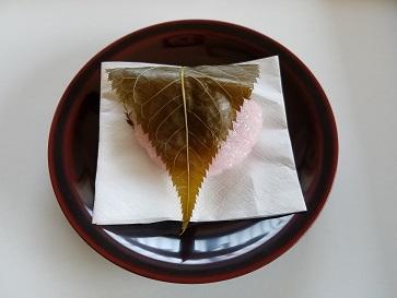 御菓子司 和楽「道明寺」