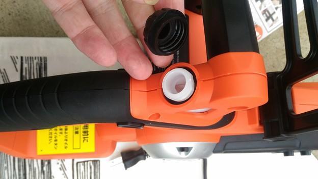 18V 2.0Ahリチウムチェーンソー 200mm GKC1820L2NG