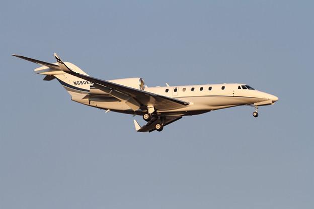 Cessna 750 Citation X+ N680KG