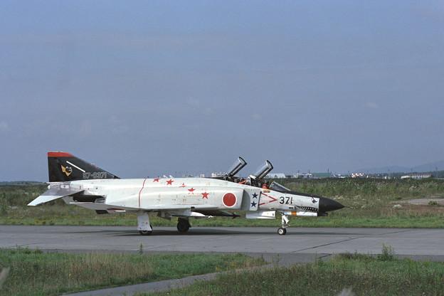 F-4EJ 8371 301sq CTS 1990.9.10-13 ACM