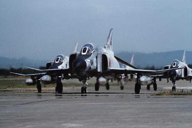 Photos: F-4EJ 8434 302sq CTS 1982.08