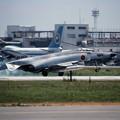 Photos: F-4EJ 8434 302sq landing CTS 1982.08