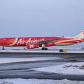 Photos: A330 XAX550 到着