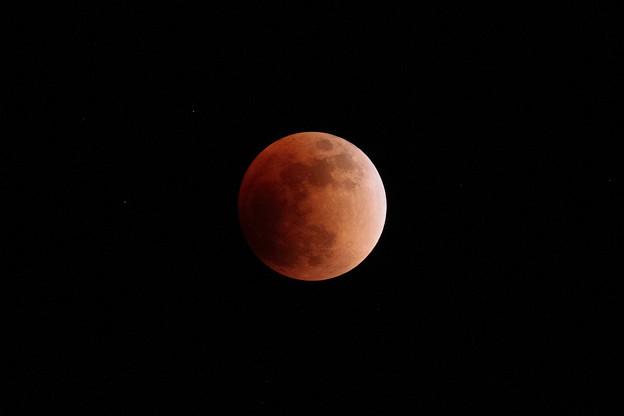 2018.01.31の皆既月食です