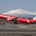 Photos: A330 XAX 9M-XXV takeoff