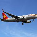 写真: A320 天津航空 B-1849 approach