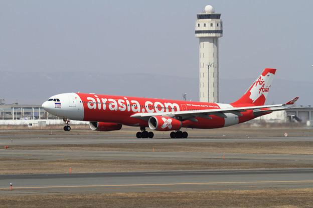 A330 Thai Airasia X HS-XTC takeoff