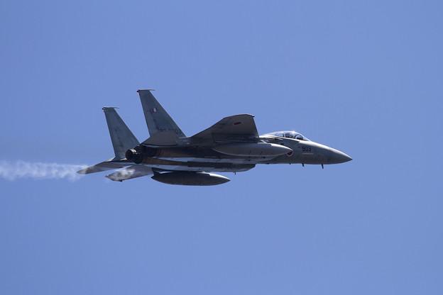 F-15J 903 203sq takeoff