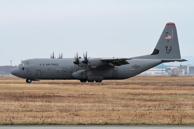 C-130J-30 15-5817 YJ
