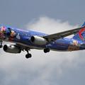 写真: A320 CES Disney resort livery B-6635(1)