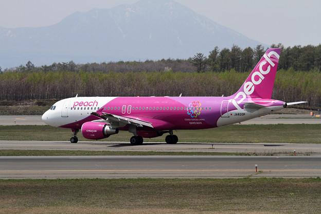 Photos: A320 APJ HONA IKOKA! JA820P