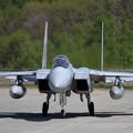 写真: F-15 203sq Disarming (1)