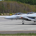 Photos: F-15 203sq Disarming (3)