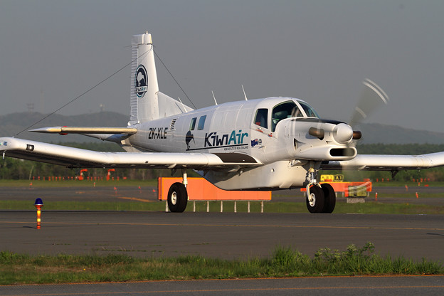 PAC-750XL KiwiAir ZK-XLE (1)