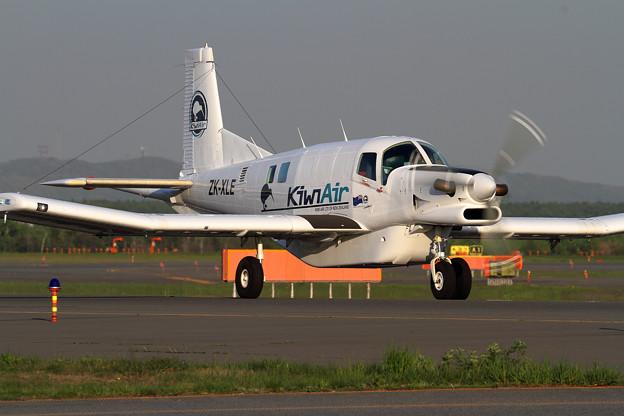 Photos: PAC-750XL KiwiAir ZK-XLE (1)