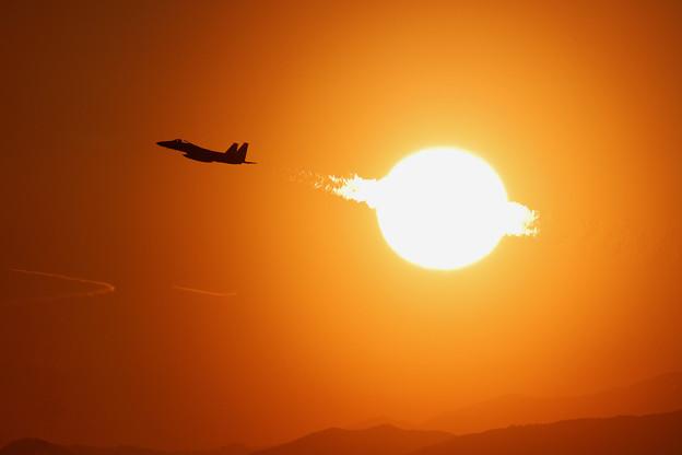 F-15 Jet Blast