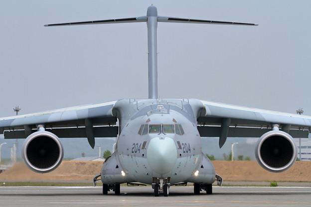 C-2 204 403sqがやって来た(3)