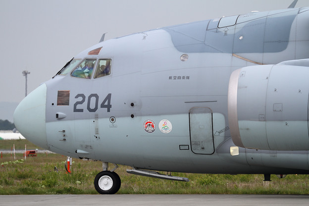 C-2 204 403sqがやって来た(4)