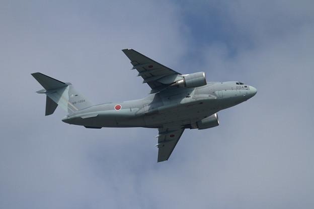 C-2 204 403sq takeoff