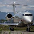 写真: Bombardier Challenger350 N351VJ VistaJet US (2)
