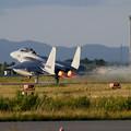 Photos: F-15DJ 055 203sq takeoff