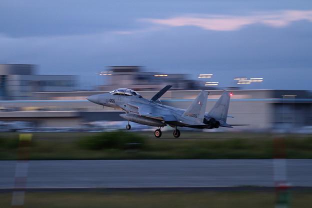 Photos: F-15DJ 055 203sq Night training (2)