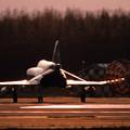 Photos: F-4EJ Sun set  302sq 1980.11