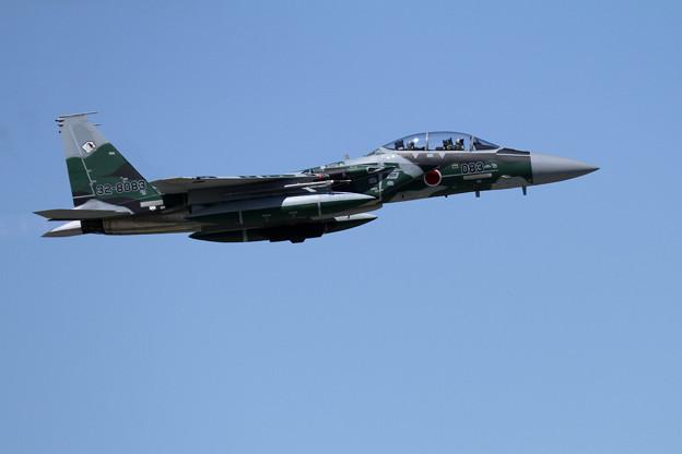 F-15DJ 083 Aggressor takeoff