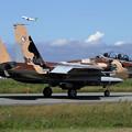 F-15DJ 096 Aggressor taxiing
