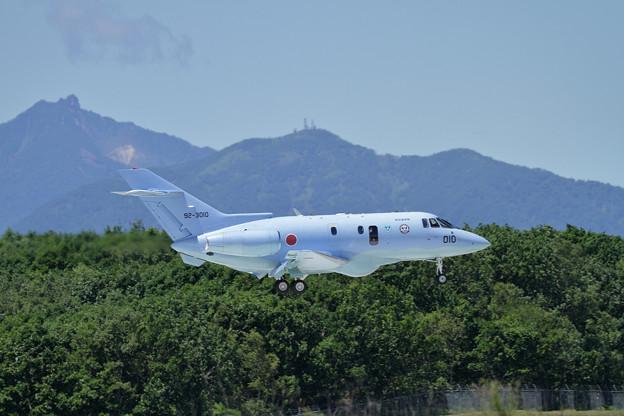 U-125A 010 landing
