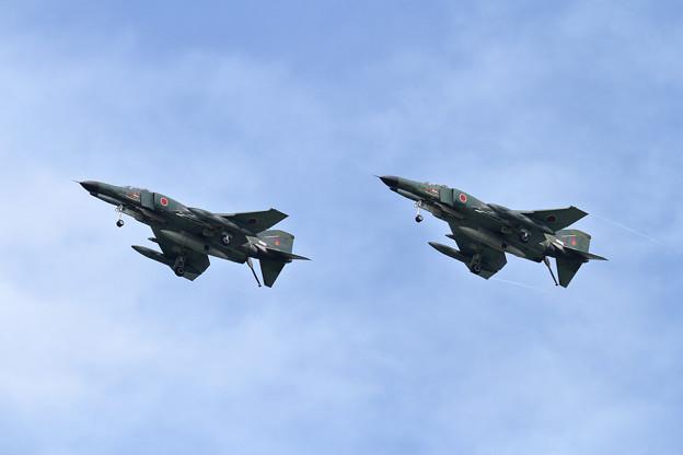 RF-4EJ 392+433 Pass 八雲分屯基地公開